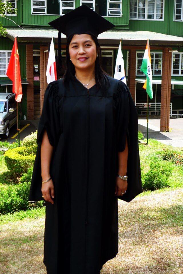 SEE Graduate - Emely Bote