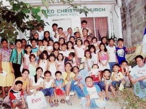 UCC Daughter Church in Montalban