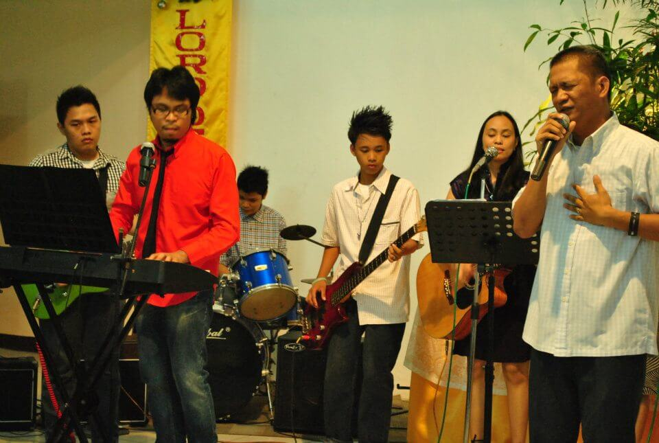 UCCat 32 - Praise and Worship Team