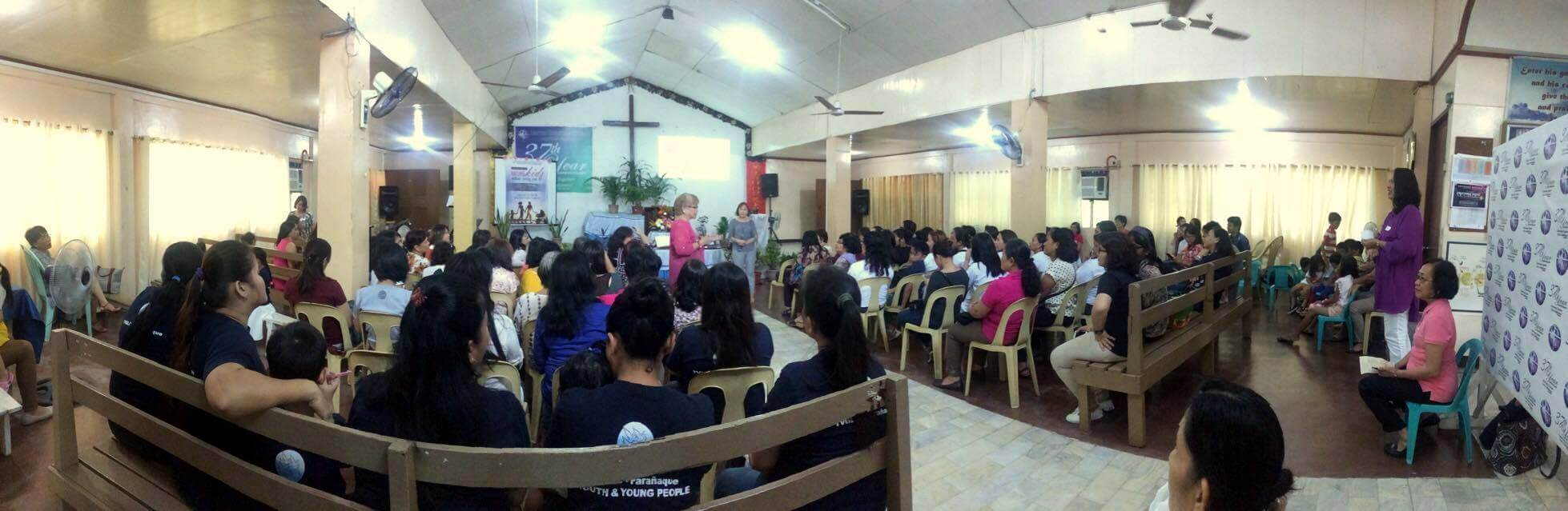 SOMMABCA Parenting Seminar - 3rd Quarterly Fellowship