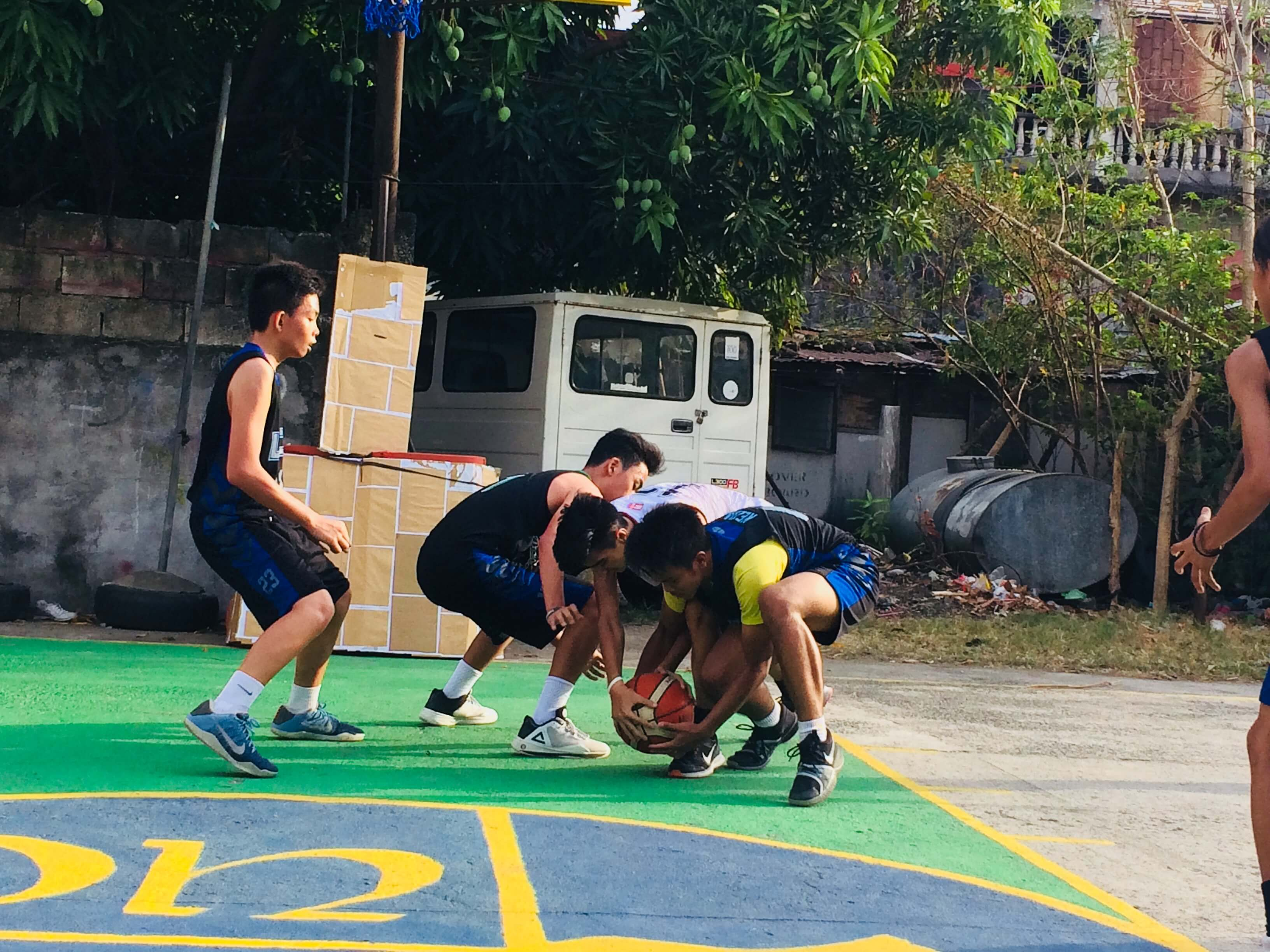 UCC Bible Basketball League 2018
